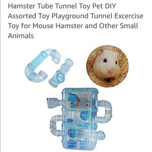 Other - DIY large and spacious hamster tunnels / tubes